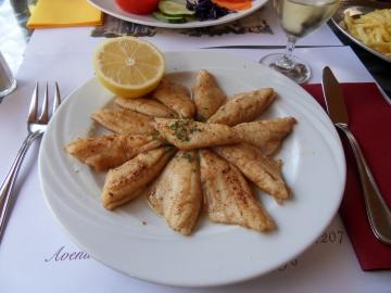 Filets de perches du lac Léman