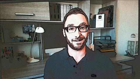 Interview Facebook Matthieu Corthésy