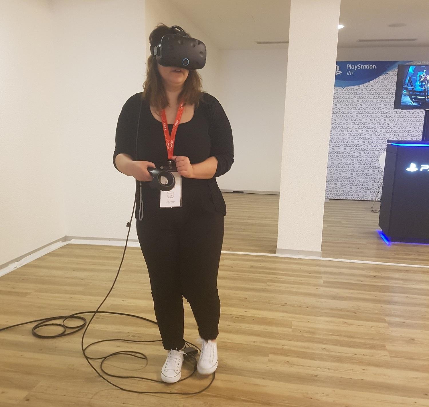 Notre journaliste test le jeu d'horreur VR Sisters