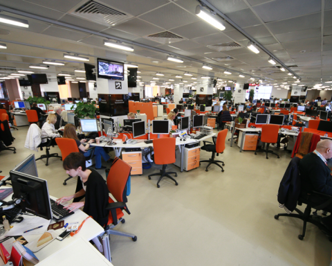 newsroom, ijf18