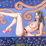 Venusia, travailleuses du sexe, tableau