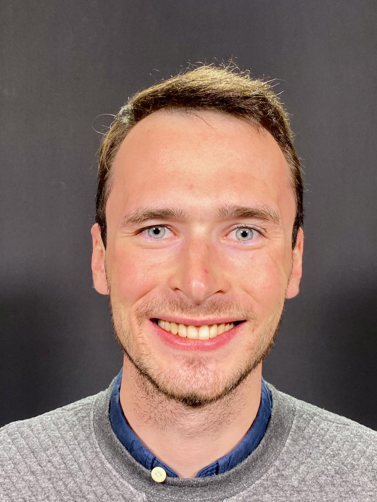 Portrait d'Antoine Michel