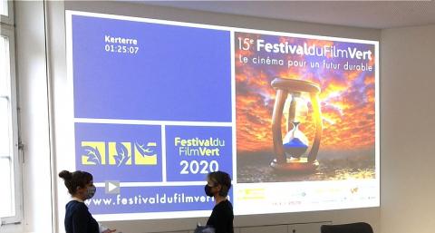 Projections organisées à Neuchâtel dans le cadre du FFV (16.10.2020)